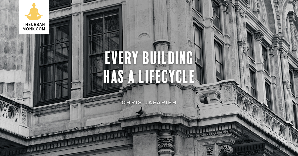 Every Building Has A Lifecycle We're Not Designed To Stay Inside All Day -Chris Jafarieh (@BlaqkDG) via @PedramShojai
