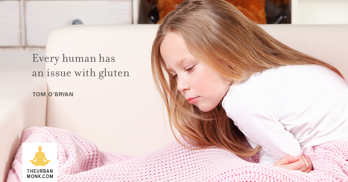 Every Human Has An Issue With Gluten - @theDr_com via @PedramShojai